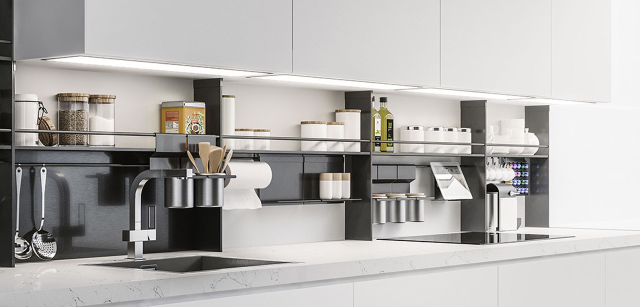 stunning accessori per cucina moderna contemporary house