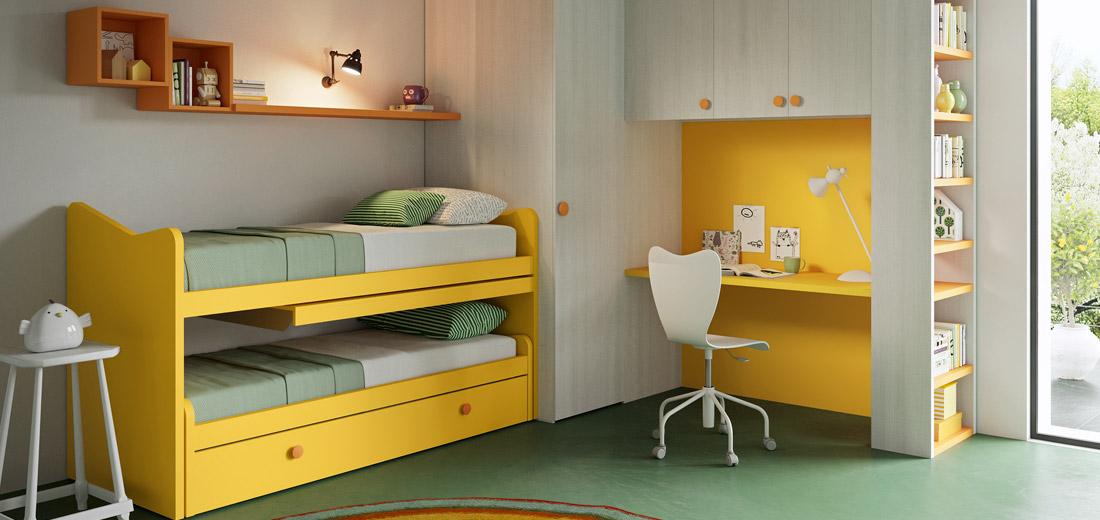 Lenzi arredamenti camerette per bambini e ragazzi firenze - Soluzioni per camerette ...